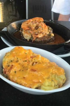 Delmonico Steak - Arrowhead Grill