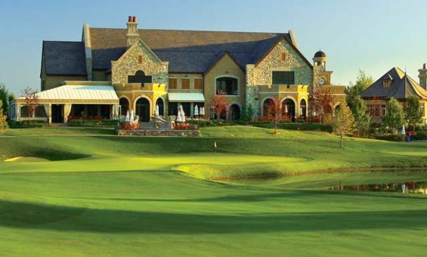 Cherry Creek Country Club, #18 - Denver, Colorado