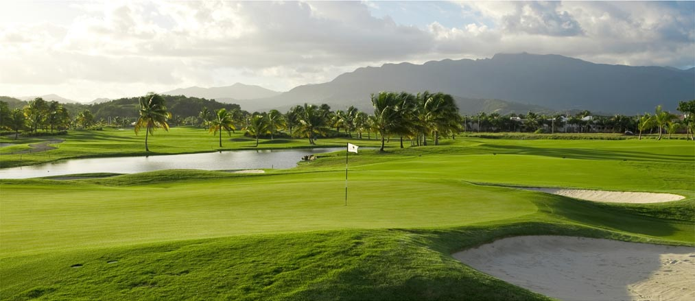 Coco Beach Golf Resort - Puerto Rico Open