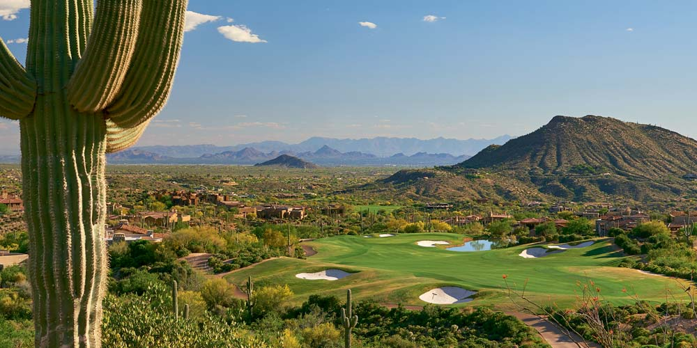 Desert Mountain, Scottsdale