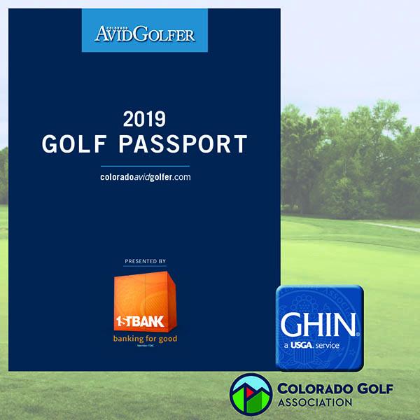 2019 Golf Passport Plus