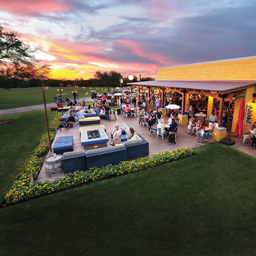 Isabella's Kitchen, Grayhawk Golf Club