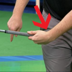 Wrist bend for more distance & accuracy with irons