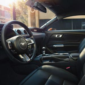 2019 Ford Mustang Bullitt - Interior