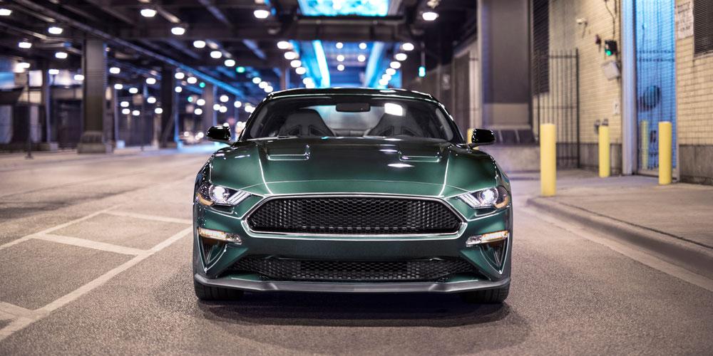 2019 Ford Mustang Bullitt - Front