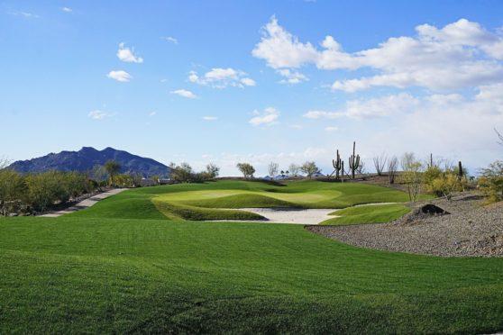 Desert Mountain, Course No. 7, Hole #15