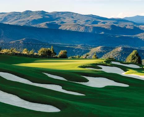 Red Sky Ranch Golf Club, Norman - Eagle, Colorado