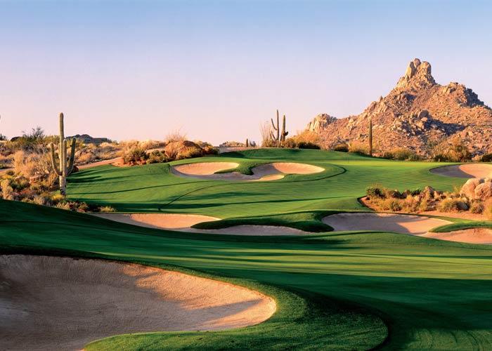 Troon North Golf Club–Scottsdale, Arizona