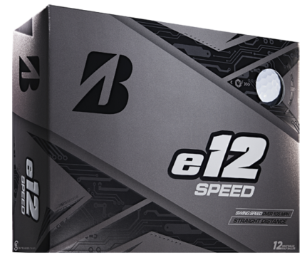 Bridgestone e12 Speed Golf Ball