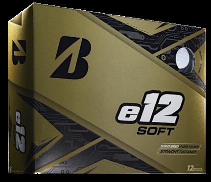 Bridgestone e12 Soft Golf Ball