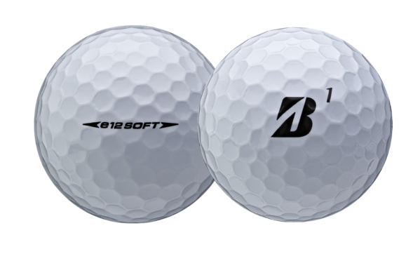 Bridgestone Golf e12 Soft Golf Ball