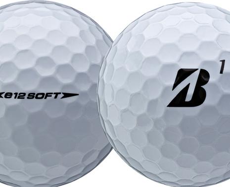 Bridgestone's New e12 Golf Balls