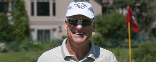 Art Howe at his annual celebrity charity tournament