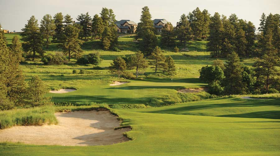 RARE OPPORTUNITY: If you haven't yet played Colorado Golf Club, May 28 could be your chance.
