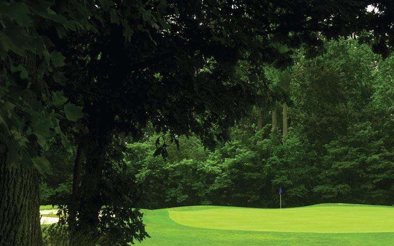 Eisenhower Golf Club - Colorado Springs