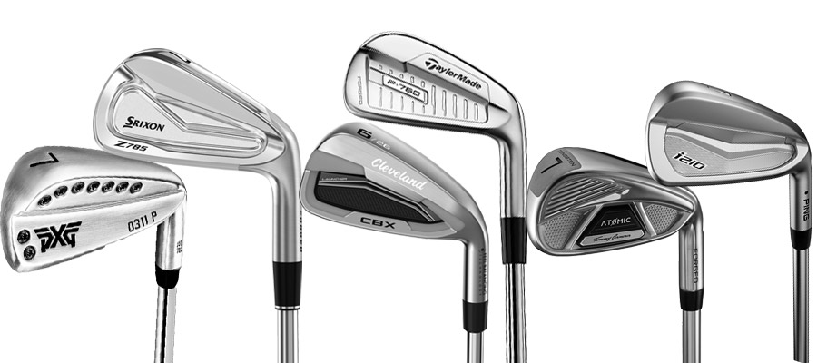 2019 Gear Guide Irons