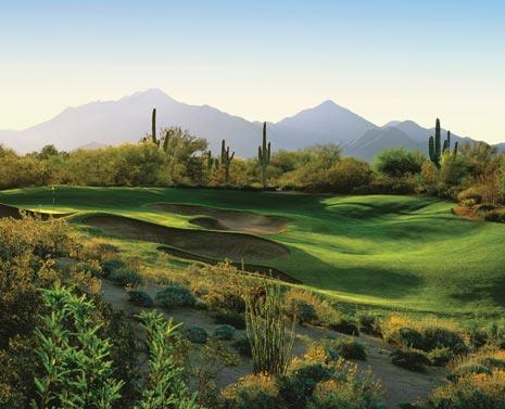 Raptor Course - Grayhawk Golf Club