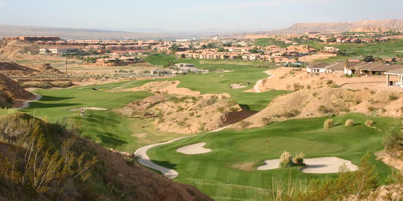 Oasis Golf Club - The Canyons Course