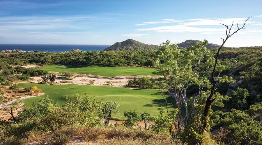 Twin Dolphin Golf Club - Cabo San Lucas, Mexico