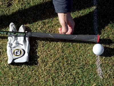 Stinger set-up practice
