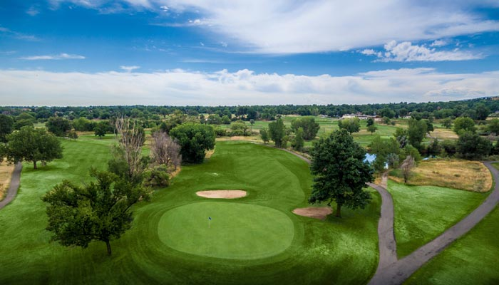 Hole 11 - Applewood Golf Course