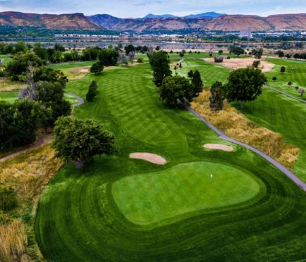 Hole No. 12 (Photo: Premier Aerials)