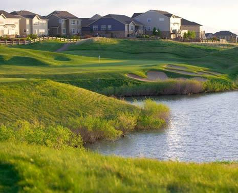 Black Bear Golf Club - Parker, Colorado
