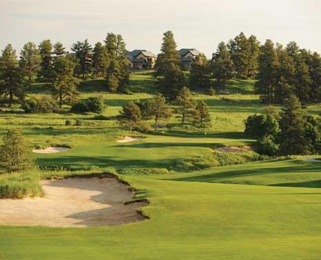 Colorado Golf Club - Host of the 39th U.S. Mid-Amateur Championship