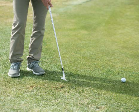 Practicing resilience separates great golfers from the not-so-great