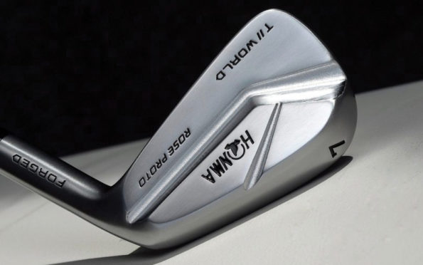 T//World 747 Rose Proto MB irons