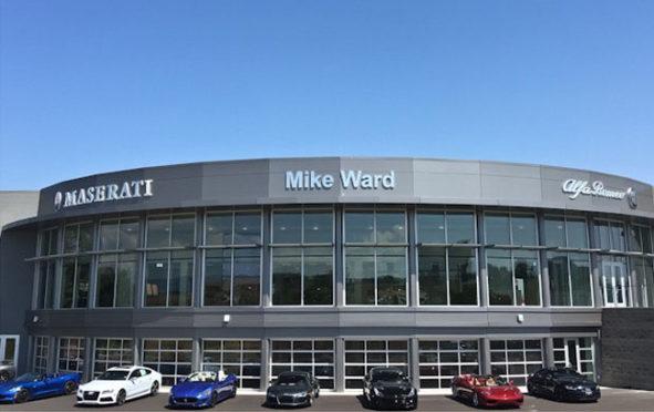 Mike Ward Auto. MAserati & Alfa Romeo