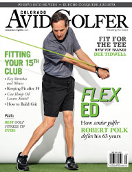 May 2019 Colorado AvidGolfer Magazine Issue