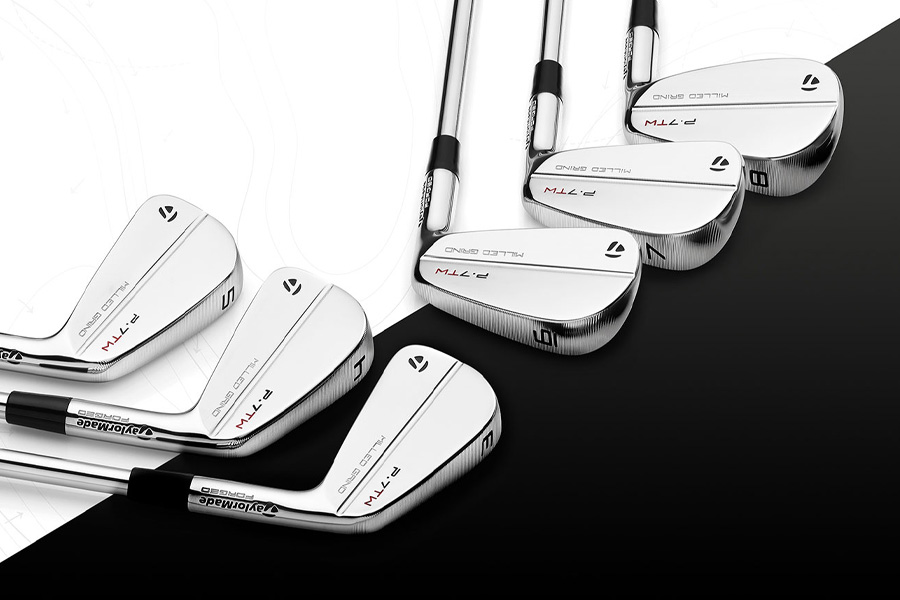 The all-new TaylorMade P&TW Irons (Photo: TaylorMade.com)