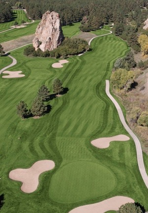 Perry Park Country Club - Larkspur, Colorado