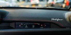 Ferrari Portofino Dashboard