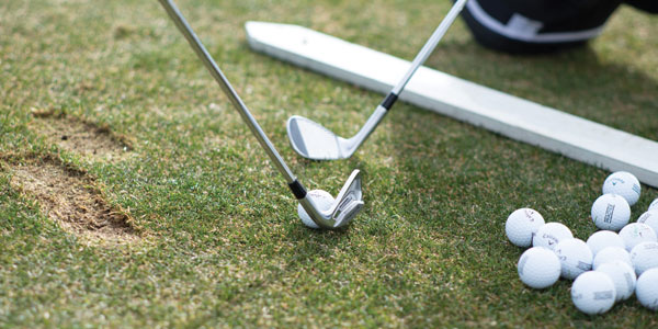 How to practice resiliency on the greens