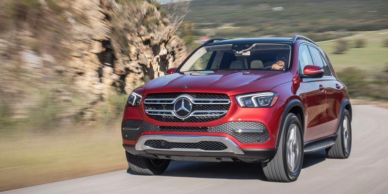 2020 Mercedes GLE