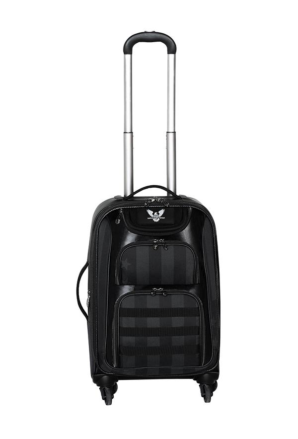 Subtle Patriot's 22 Cabin Luggage Front