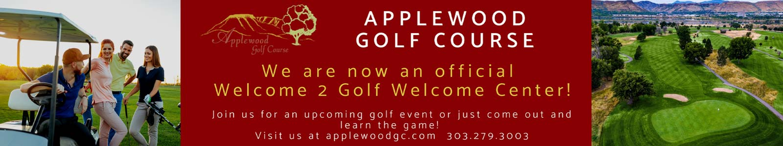 Applewood Golf Course - Golden, CO