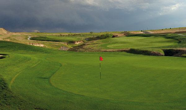 Blackstone Country Club golf course