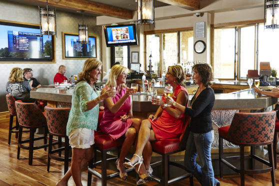 Social events at Blackstone Country Club