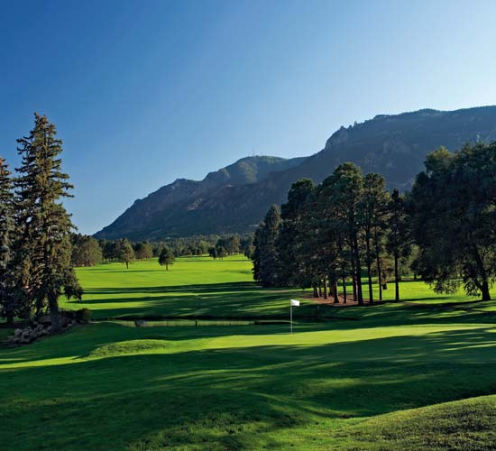 The Broadmoor East Course