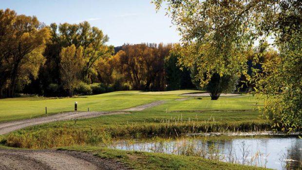 Dos Rio Golf Club on the Western Slope