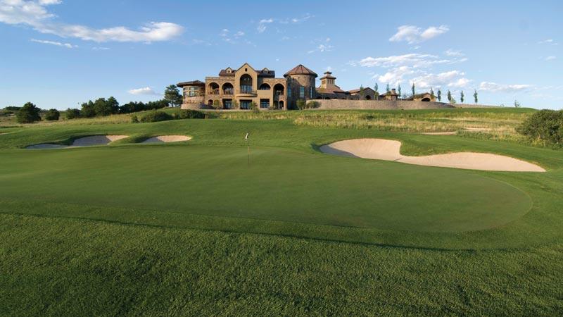 The Club at Flying Horse - Colorado Springs, Colorado