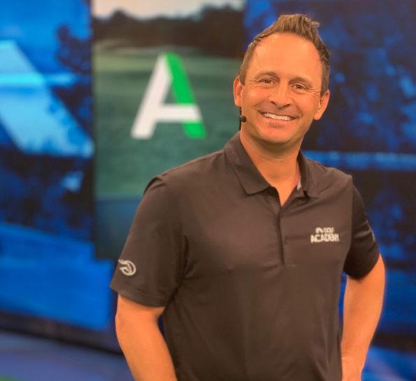 Garrett Froggatte on Golf Channel
