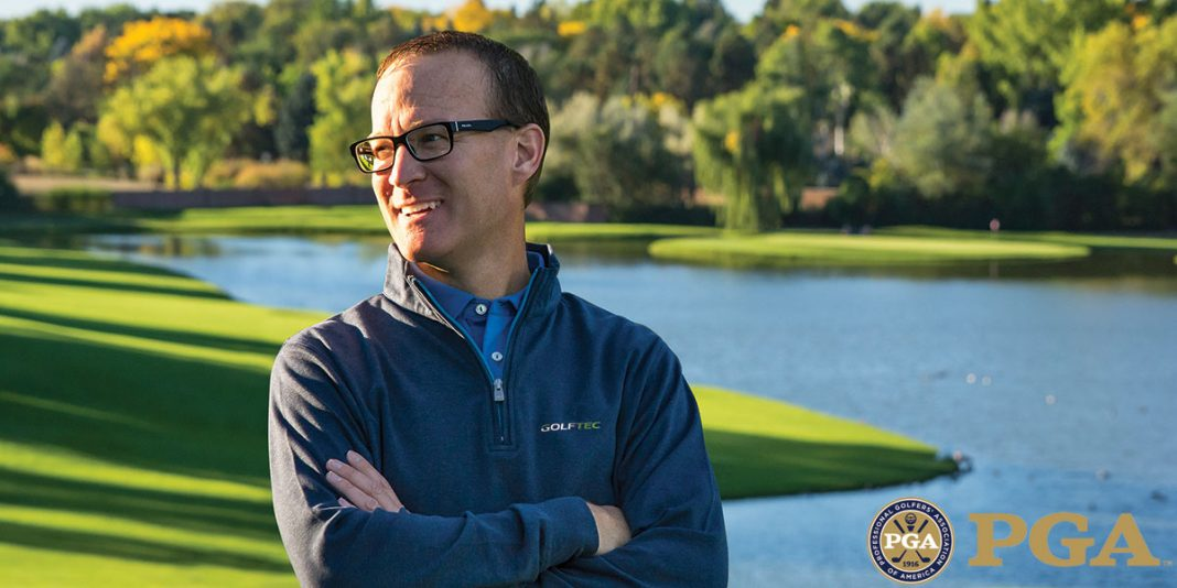 Joe Assell, Founder & CEO of GOLFTEC