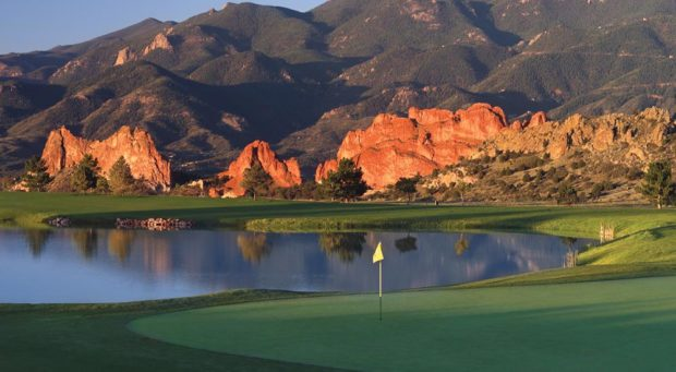 Garden of the Gods Resort & Club - Kissing Camels Golf Course