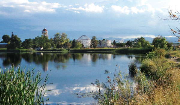 Berkely Lake near 5390' Community
