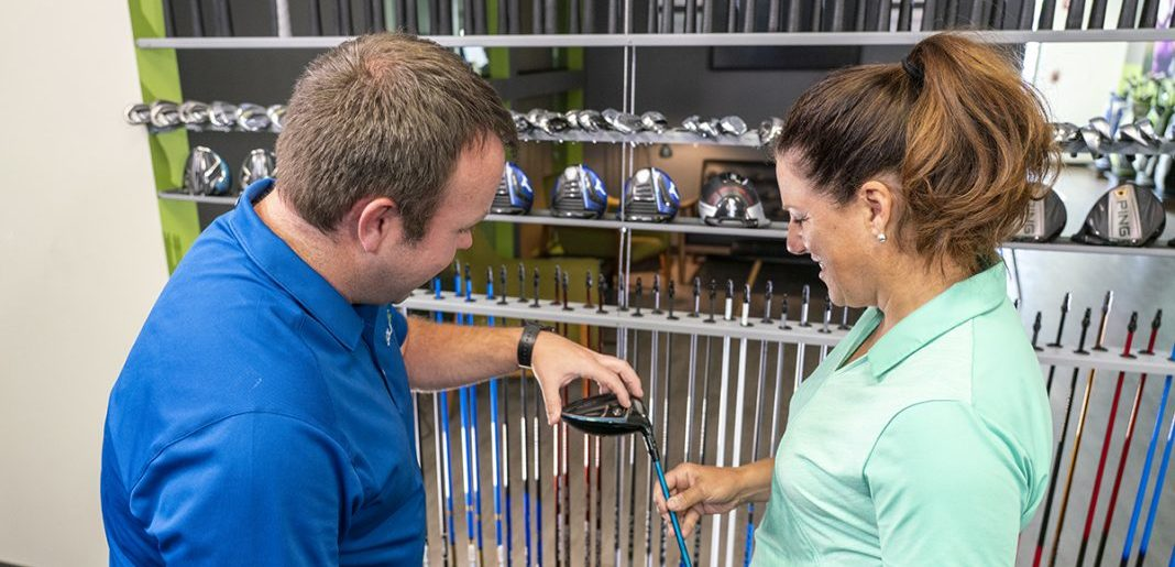 Should you take lessons before buying fitted clubs?