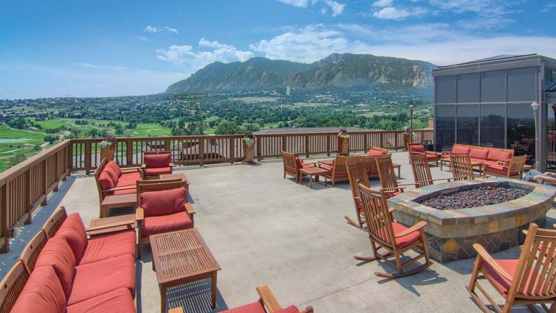 Mountain View, a great place to wine and dine